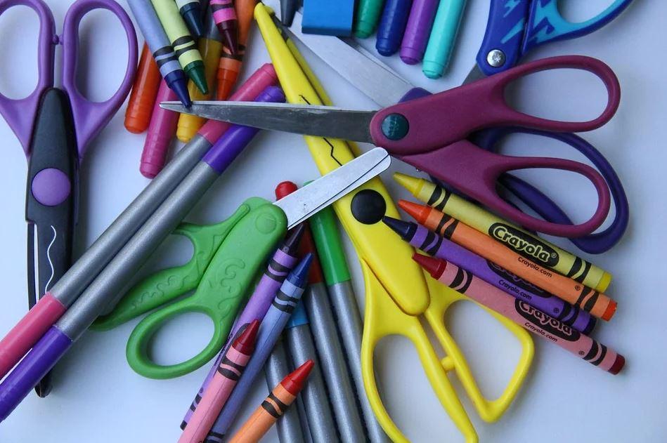 Las 3 mejores marcas de tijeras escolares seguras