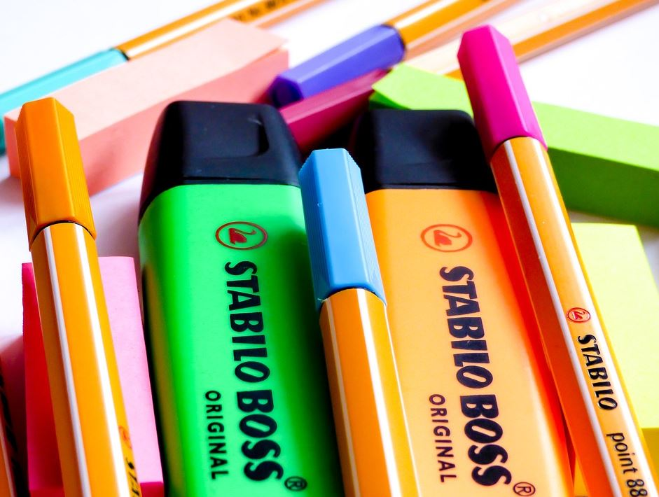 Las mejores marcas de marcadores